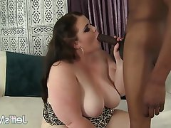 BBW, Hardcore, Interracial