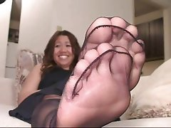Foot Fetish, Stockings