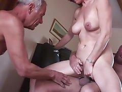 Amateur, Cuckold, Hardcore, Threesome