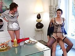 Anal, French, Threesome