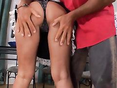 Babe, Blowjob, Ebony, Feet, Fetish