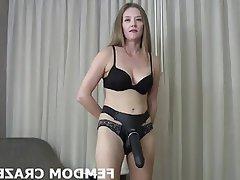 BDSM, Bisexual, Femdom, POV, Black Cock