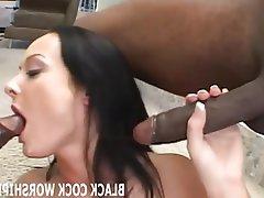 BDSM, Femdom, Interracial, Cuckold, Threesome