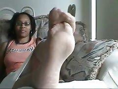 Stockings, Webcam