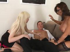 Big Ass, Big Tits, Ebony, Blowjob