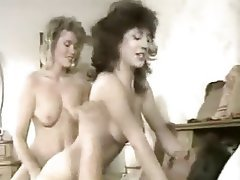 Babe, Cumshot, Hardcore, Threesome, Vintage
