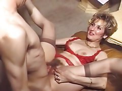 Anal, French, Facial, Stockings