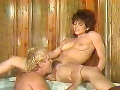 Blowjob, Group Sex, Hairy, Interracial, Vintage