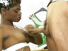 German, Group Sex, Interracial, Stockings